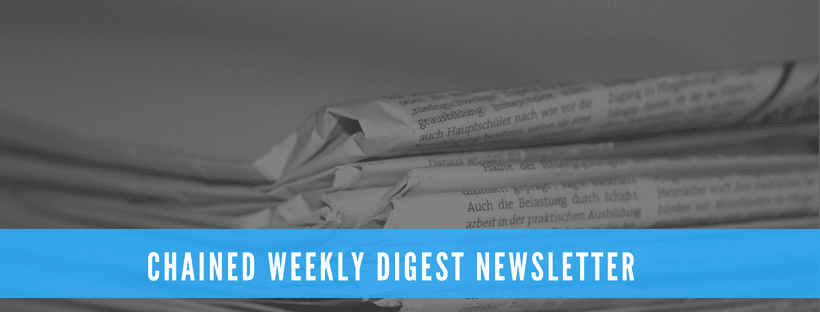 Chained Weekly Digest Newsletter