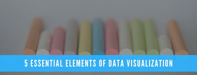 5 Essentials Elements Of Data Visualization